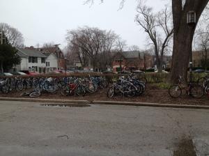 Bikes @ Northwestern