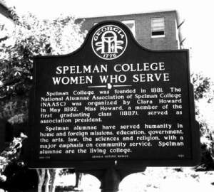 spelman-college-marker